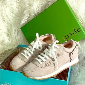 Kate Spade Fariah Fashion Sneakers